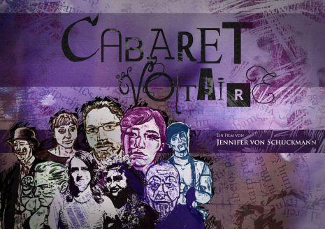 Postcard -Cabaret Voltaire